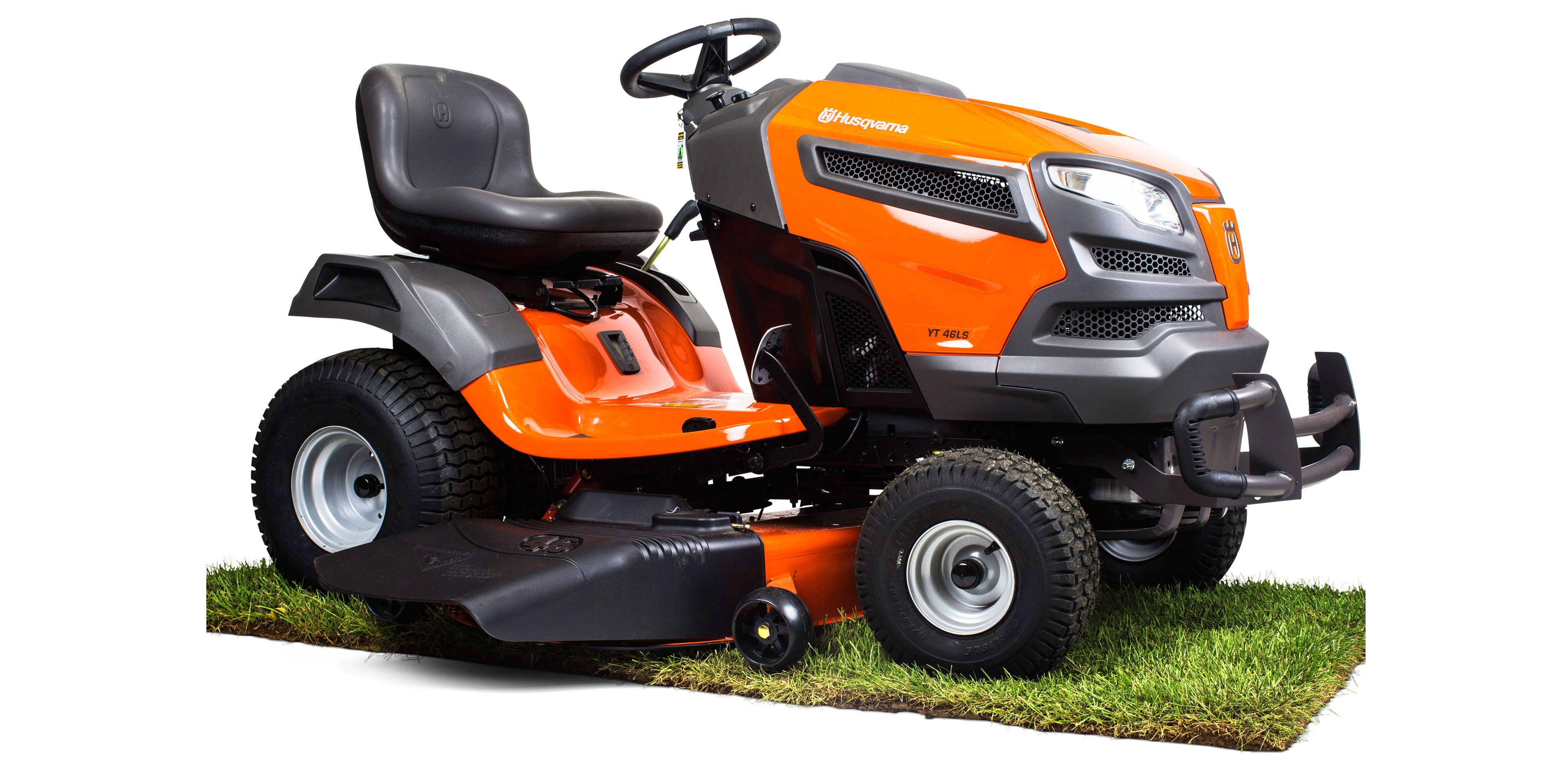 The Best New Lawn Tractors Tested