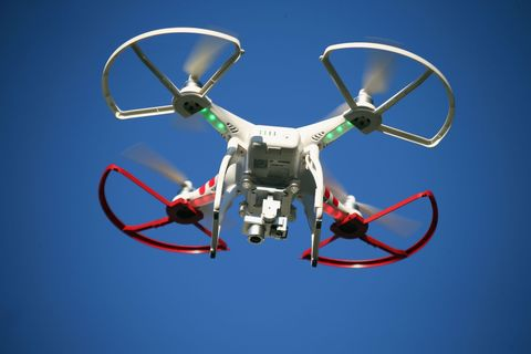 Technology, Drone, Machine, Circle, Space, Telecommunications engineering, Electrical supply, Electronic engineering, Science,