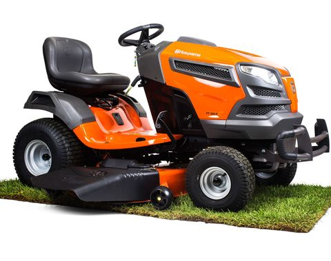 The Best New Lawn Tractors, Tested