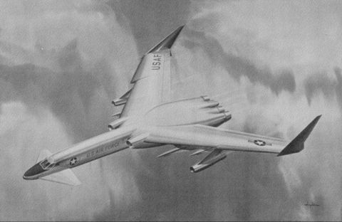<p>As the Cold War iced over in the 1950s, the Air Force wanted a nuclear-powered super-long-range strategic bomber. The Soviet Union wanted one, too, but both countries struggled to find a way to incorporate shielding strong enough to protect the crew from the radiation of a nuclear reactor in their plane.</p><p>In the U.S., GE partnered with Convair to build a nuclear bomber, while Pratt & Whitney worked with Lockheed. Neither team succeeded. After a billion dollars went into the design and development of a nuclear aircraft engine, the project was canceled in 1961. Some ideas just aren't meant to get off the ground.<br></p>