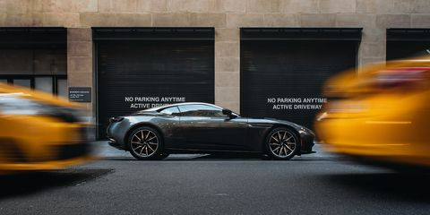 "<p>After years of financial instability forcing it to squeeze more and more out of the DB9 platform, Aston Martin finally has a successor <a href=""http://www.roadandtrack.com/car-shows/geneva-auto-show/news/a28332/aston-martin-db11-revealed/"" target=""_blank"">in the DB11</a>. Gone is the old naturally-aspirated V12, but the twin-turbo V12 that takes its place makes 600 horsepower, so we're not too upset. The DB11 <a href=""http://www.roadandtrack.com/new-cars/g6619/aston-martin-db11-closer-look/"" target=""_blank"">looks the part</a>, too.</p>"
