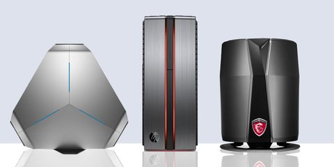The Best Gaming Desktop PCs for Every Budget