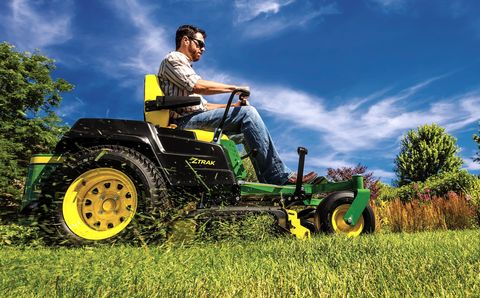 John Deere Just Introduced Mowerplus A Smartphone That Tracks Your Mowing Schedule And Can Help You Troubleshoot Mower