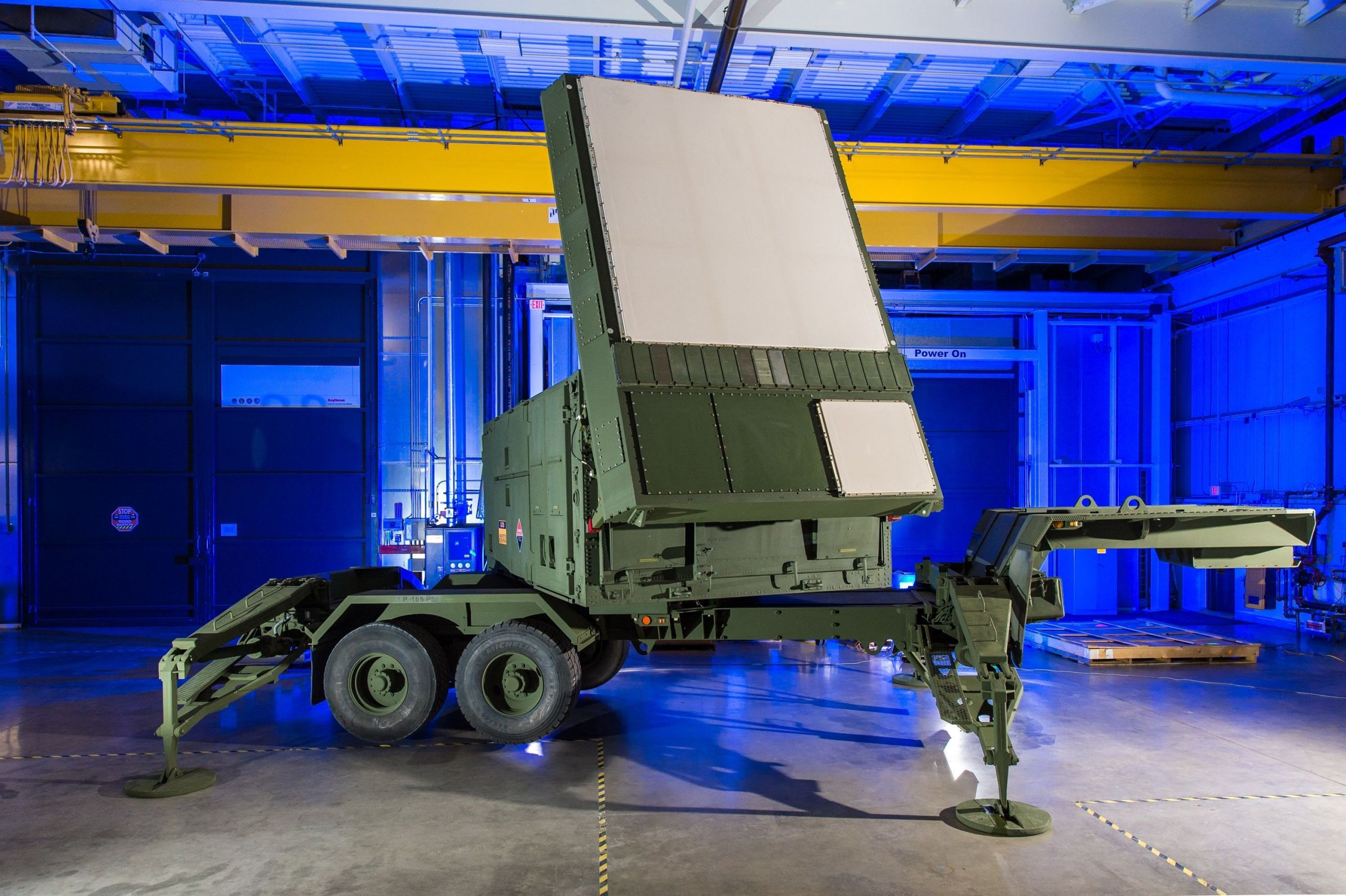 Raytheon's New Radar Tech Could Realize the Pentagon's Pain Ray