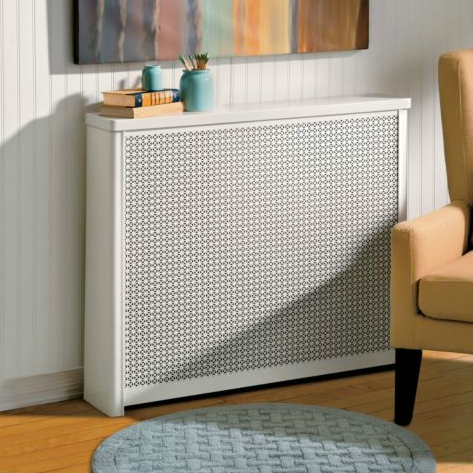 Ideas For Decorating Around Ugly Metal Radiator