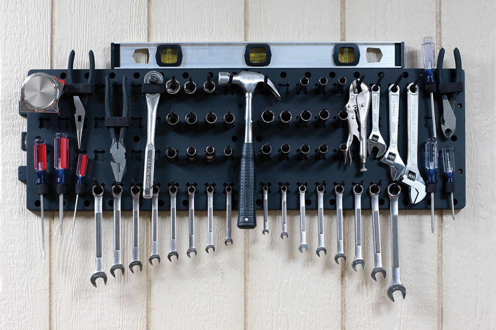 """The Tool Hanger"" Is the Garage Organizer You've Been Waiting For"