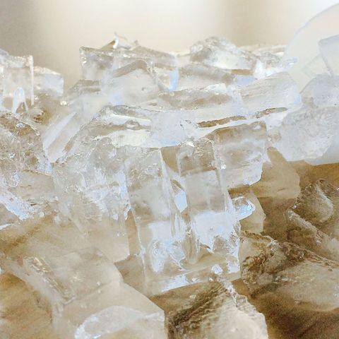 The Weird Science of How Bacteria Force Water Molecules to Become Ice