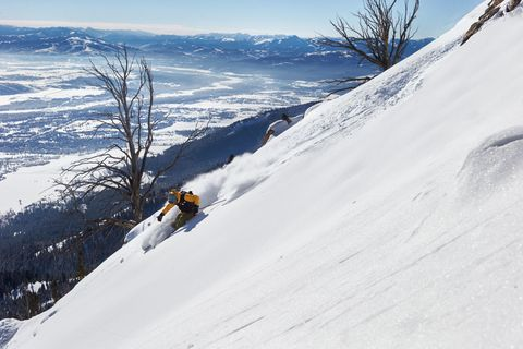Winter, Slope, Mountainous landforms, Glacial landform, Snow, Freezing, Winter sport, Terrain, Mountain, Geological phenomenon,