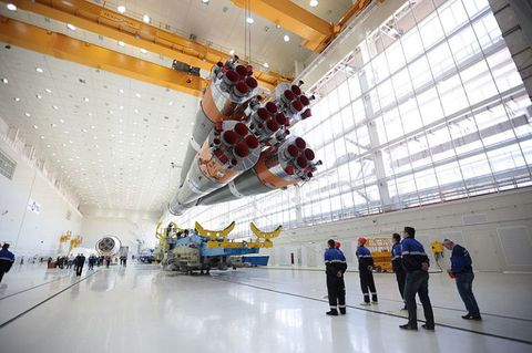 Russia Spaceport