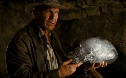 Indiana Jones and Skull Biometric System