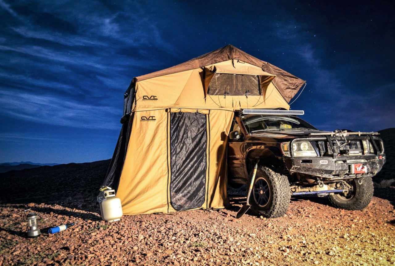CVT Mt. Rainier Roof top tent : jeep rooftop tent - memphite.com