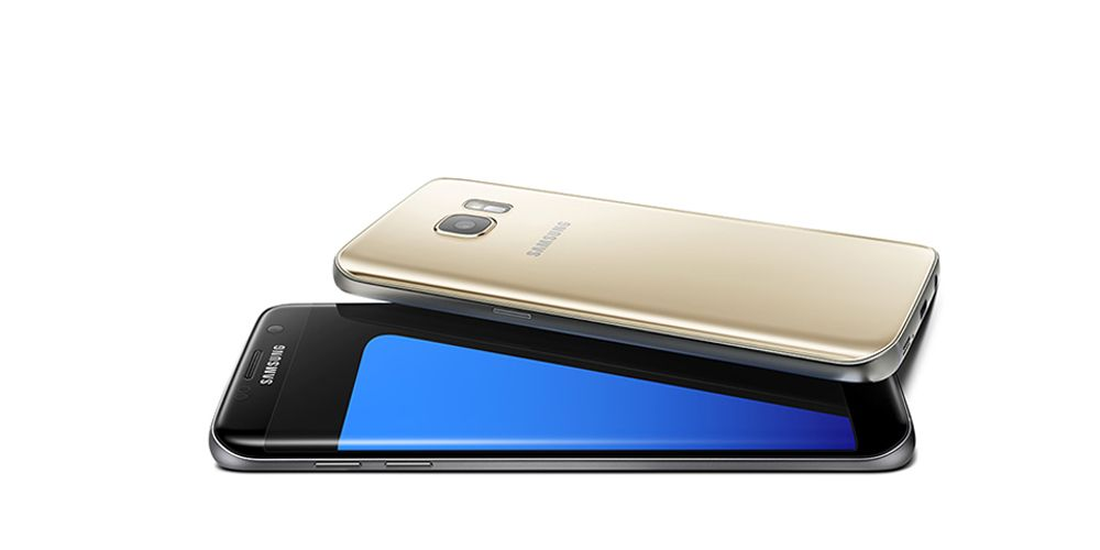 Samsung Galaxy S7 and Galaxy S7 edge Smartphones