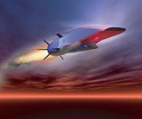 China Successfully Tests Hypersonic Weapon System