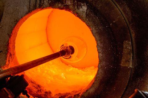 Amber, Orange, Circle, Flame,