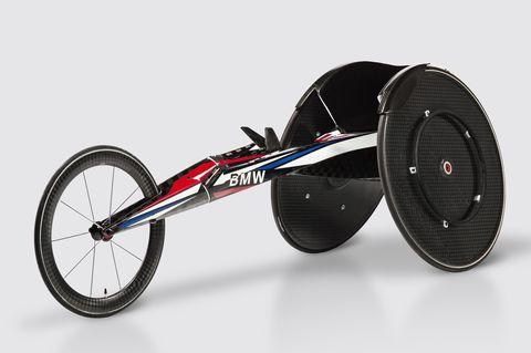BMW Racing Wheelchair