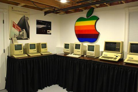 Alex Jason's Mac Collection