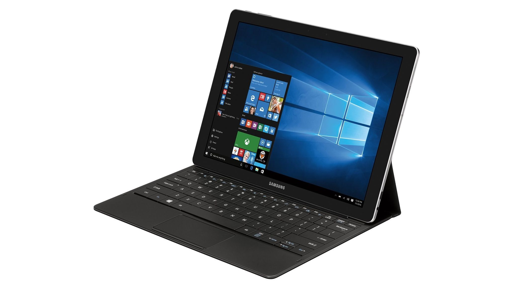 Samsung TabPro S official