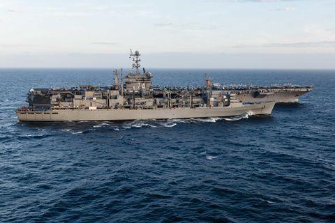 Watercraft, Naval ship, Water, Boat, Warship, Navy, Destroyer, Naval architecture, Ship, Ocean,