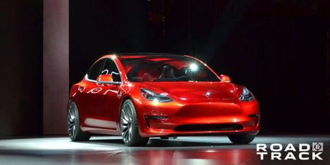 Elon Musk Already Says the Tesla Model 3 Will Be Delayed