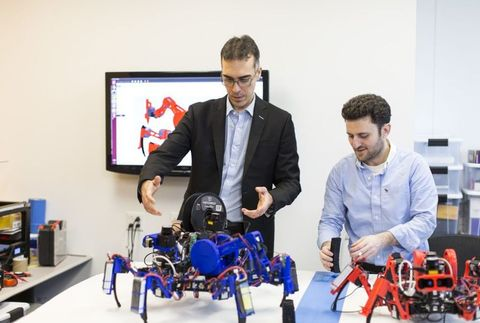 Swarms of Robot Spiders Could Be the Future of 3D Printing