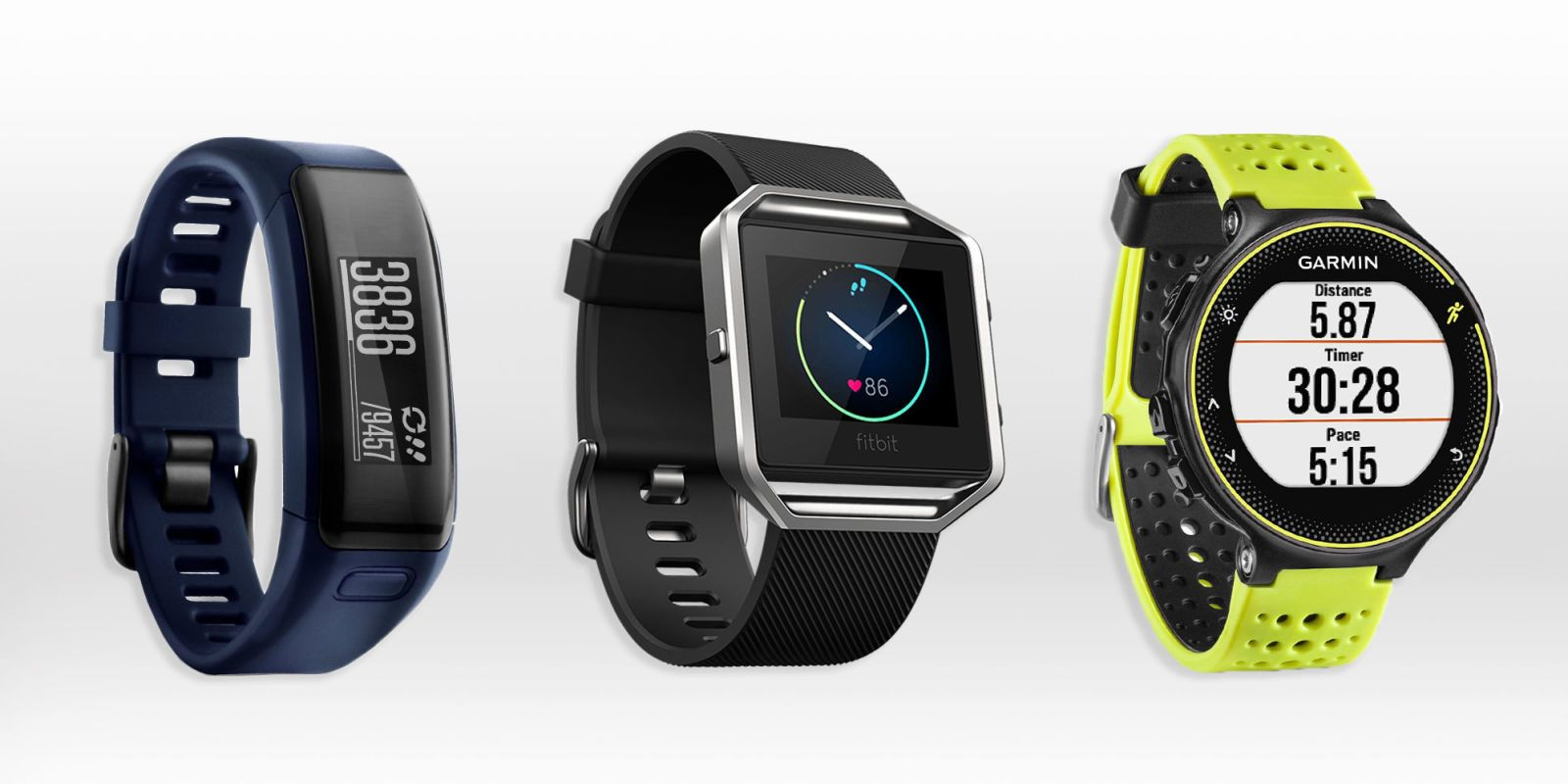 The Best Fitness Trackers to Log Your Workouts and Weight Loss