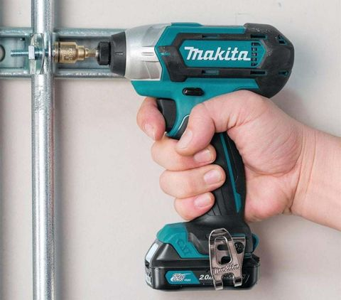 Makita's New CXT 12V Brushless Tools Provide More Power and Comfort
