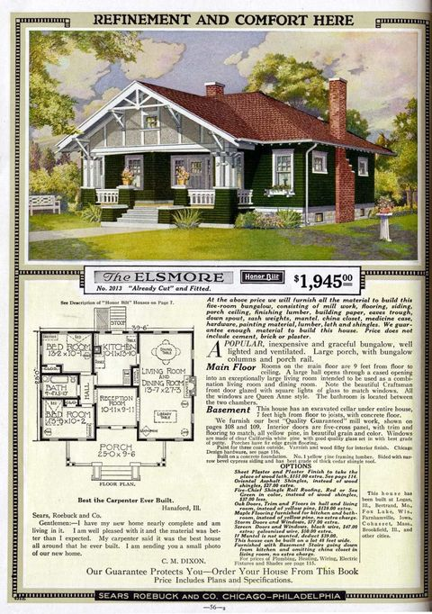 Sears Sold 70,000 Homes From Their Catalog, Are You Living