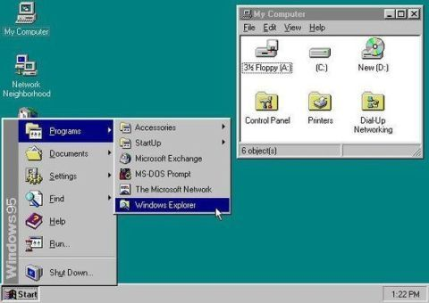 List of Synonyms and Antonyms of the Word: windows 95