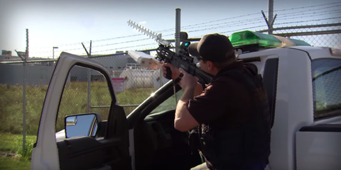 The U.S. Government Is Buying 100 Drone-Jamming Radio Rifles