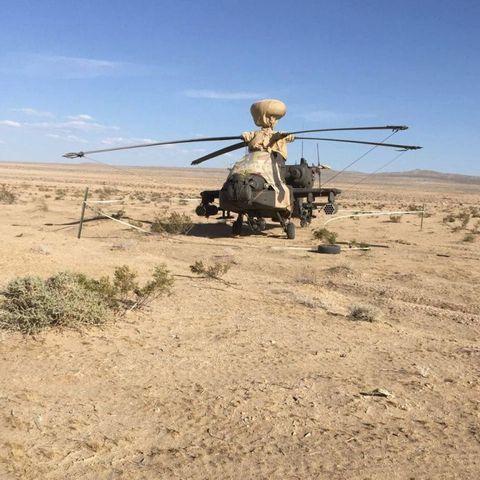 Helicopter, Rotorcraft, Aircraft, Military helicopter, Landscape, Military aircraft, Soil, Helicopter rotor, Ecoregion, Aviation,