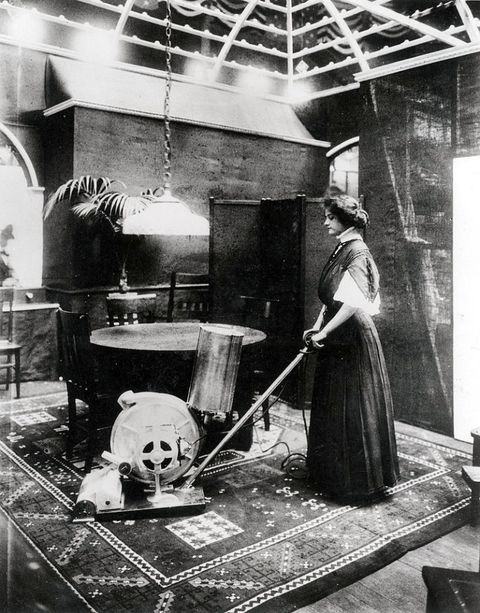 This Sucks The Messy History Of The Vacuum Cleaner