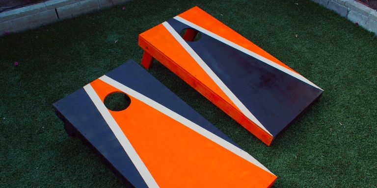How to make cornhole boards diy beanbag toss build plans cornhole aka bean bag toss is the one of the most popular summer outdoor games heres how to build your own set of boards that will last for years to solutioingenieria Images