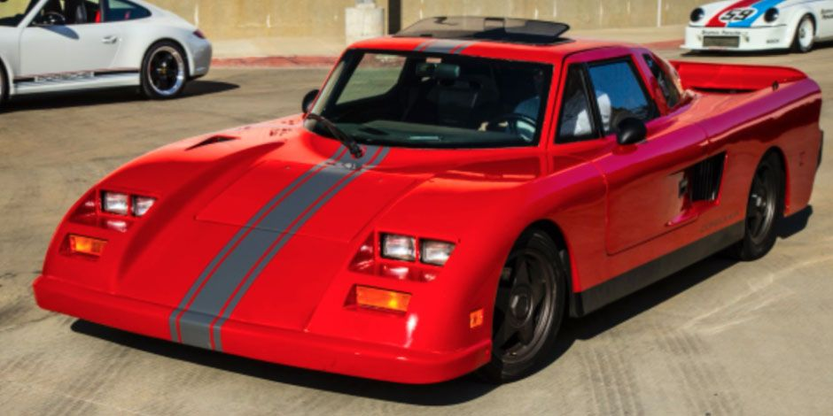 10 Supercars of the '90s You Totally Forgot
