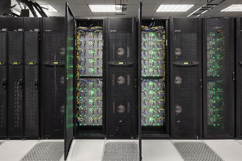 Texas supercomputer