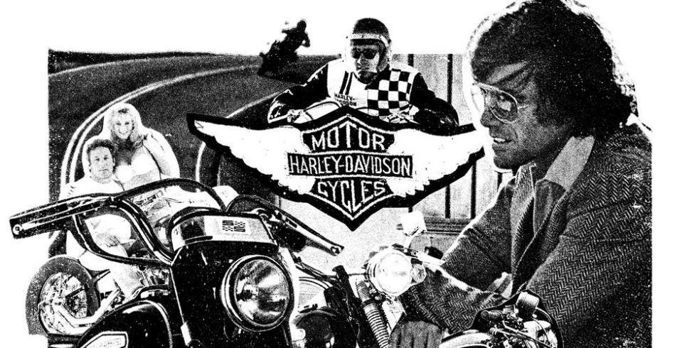 So I Bought a Harley