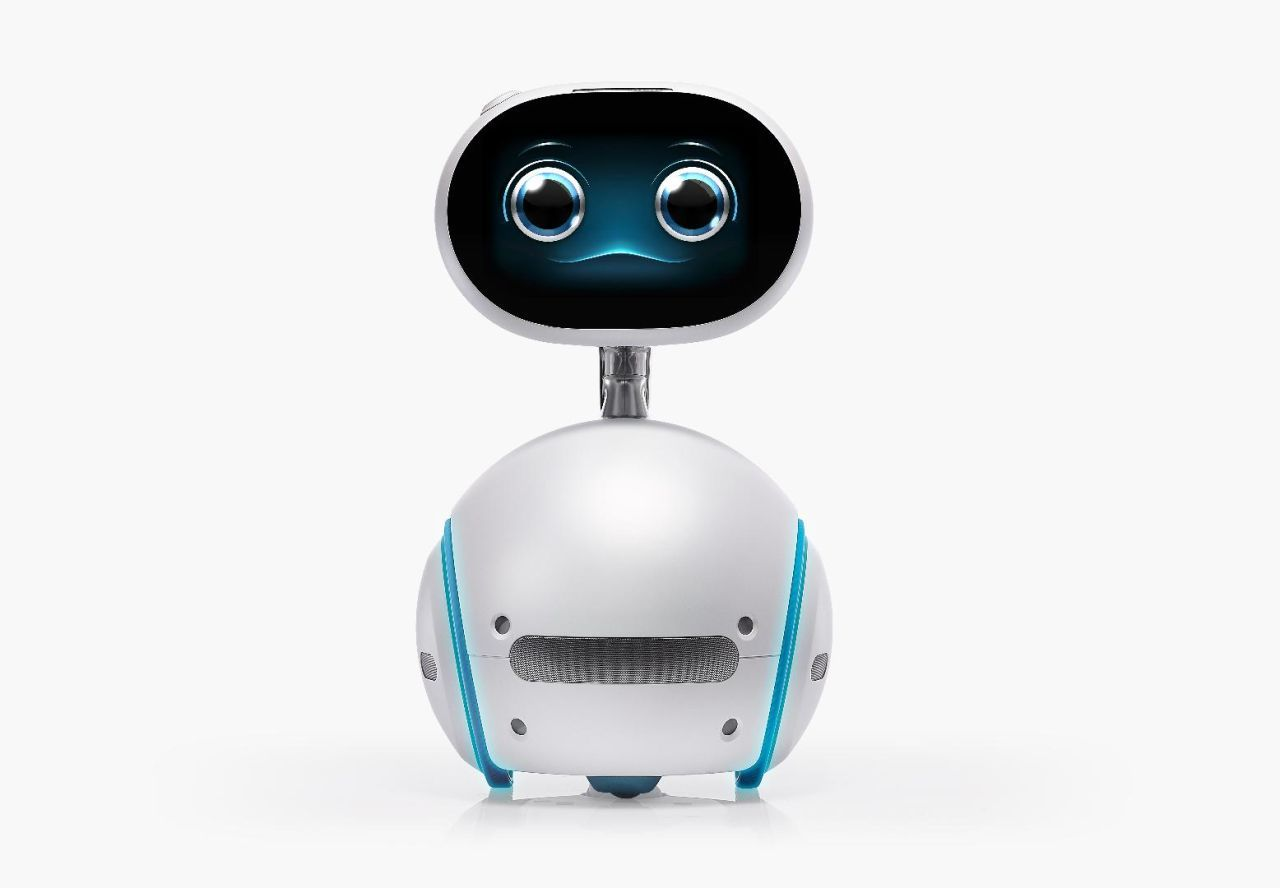 Zenbo the Friendly Robot Could Run Your House