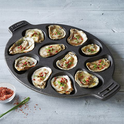 oyster grill set