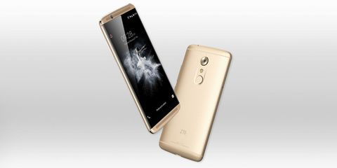 ZTE Axon smartphone