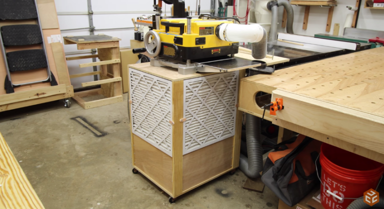 Woodworking Air Cleaner : Diy air cleaner woodworking do it your self