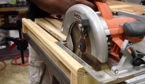 Build This Simple Crosscut Jig to Use Your Circular Saw for Straight, Accurate Cuts