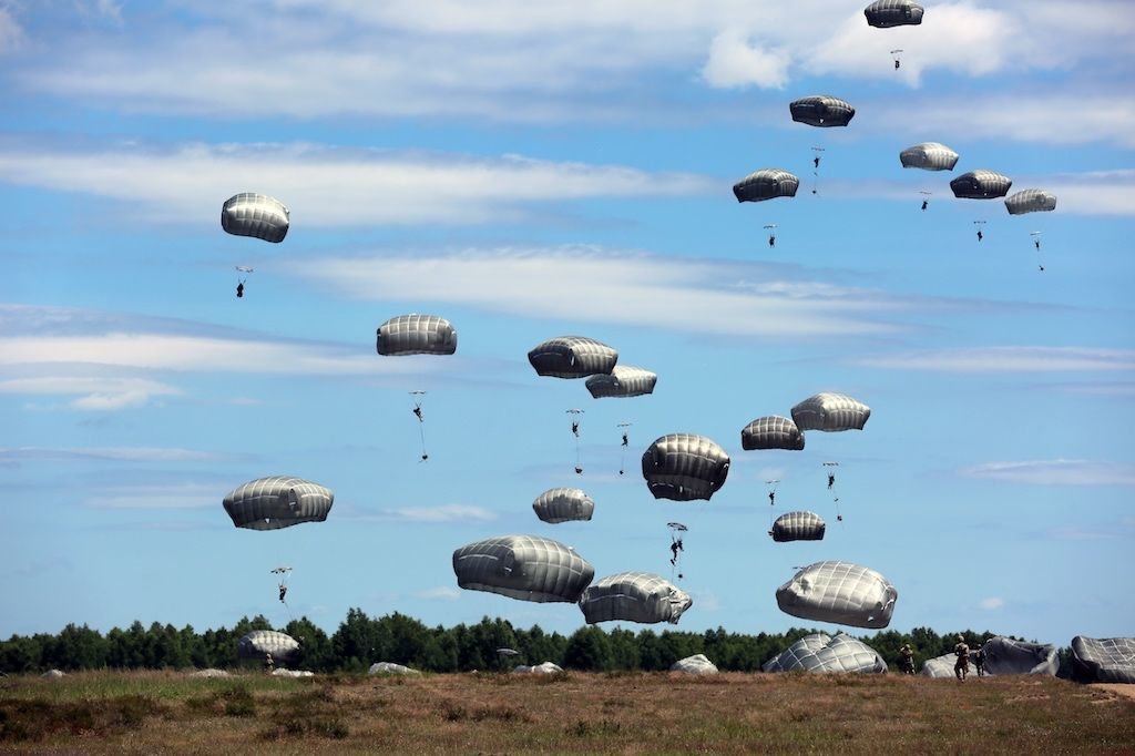 Huge NATO Exercise Is a Rehearsal for a Russian Invasion