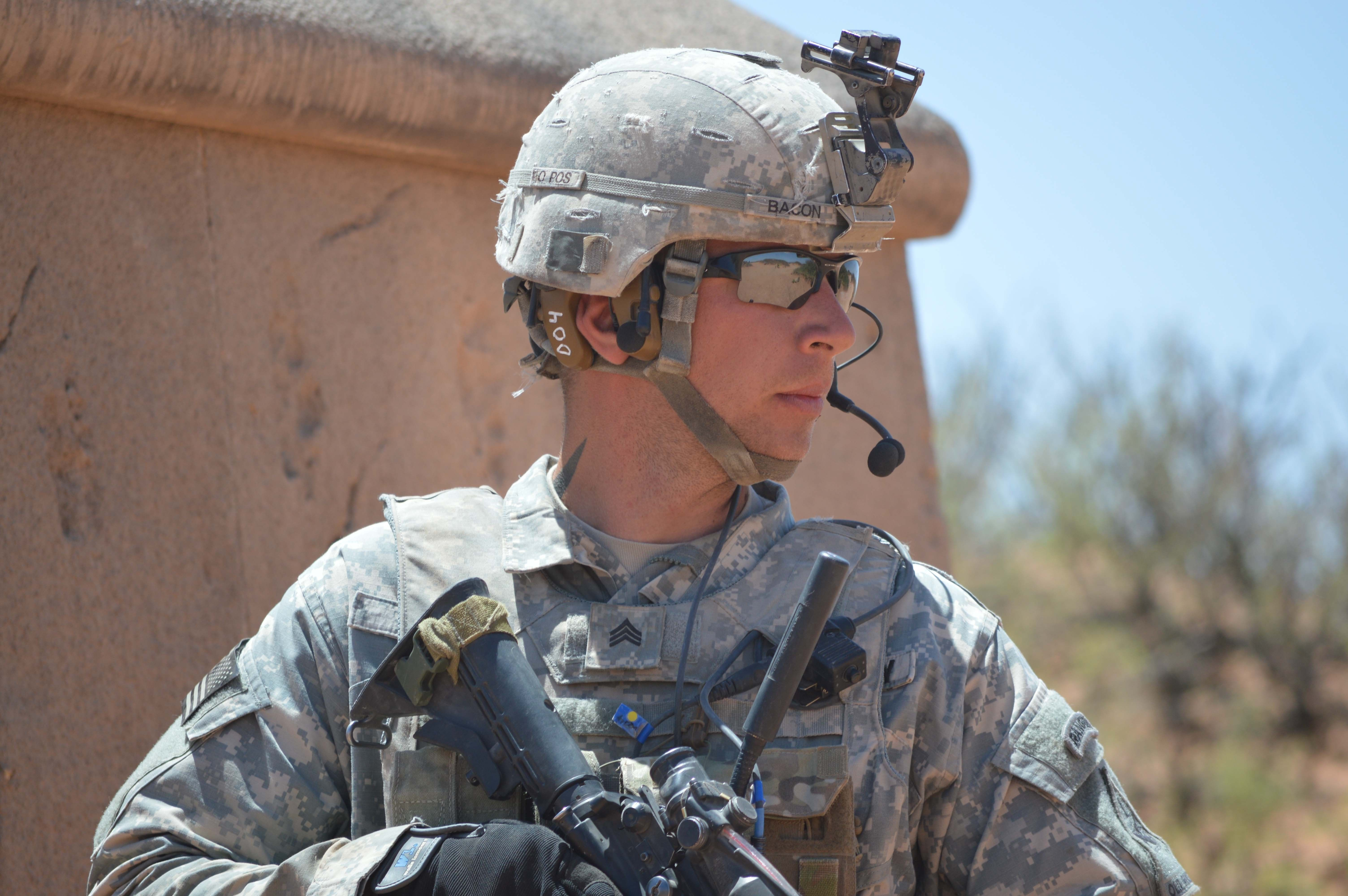 The U.S. Army Is Rolling Out Superhuman Hearing to Soldiers