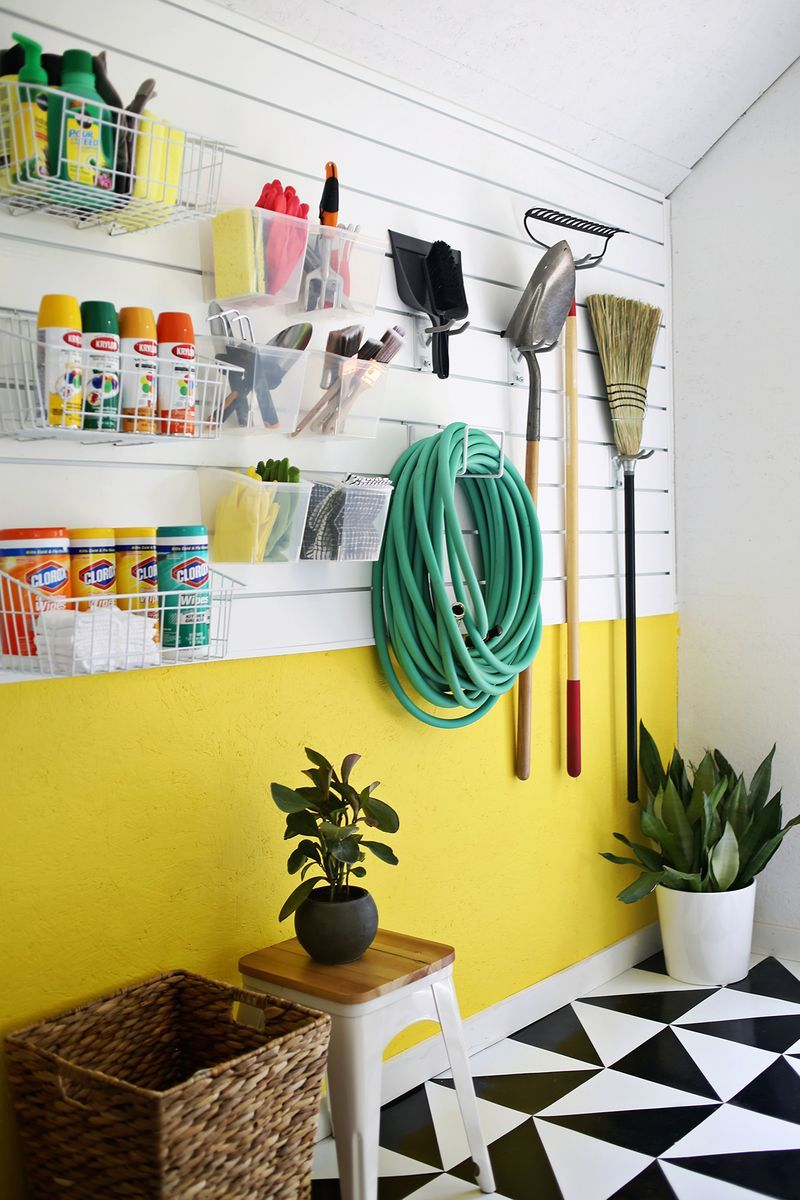 14 Genius Garage Organization Ideas