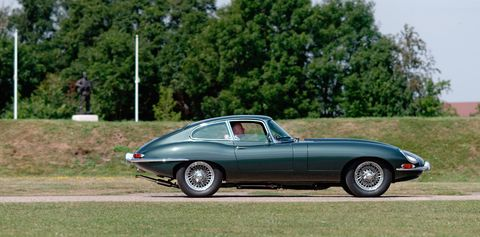 "<p>Do we really need to explain why Lego should build a <a href=""http://www.roadandtrack.com/car-culture/classic-cars/a26335/shopping-with-colin-1965-jaguar-e-type/"" target=""_blank"">Jaguar E-Type</a> set? It's one of the most beautiful cars in the world, and seeing its famous XK straight-six rendered in bricks would be so rad.</p>"