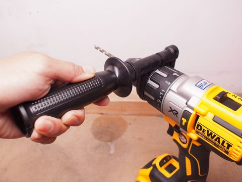hammer drill handle