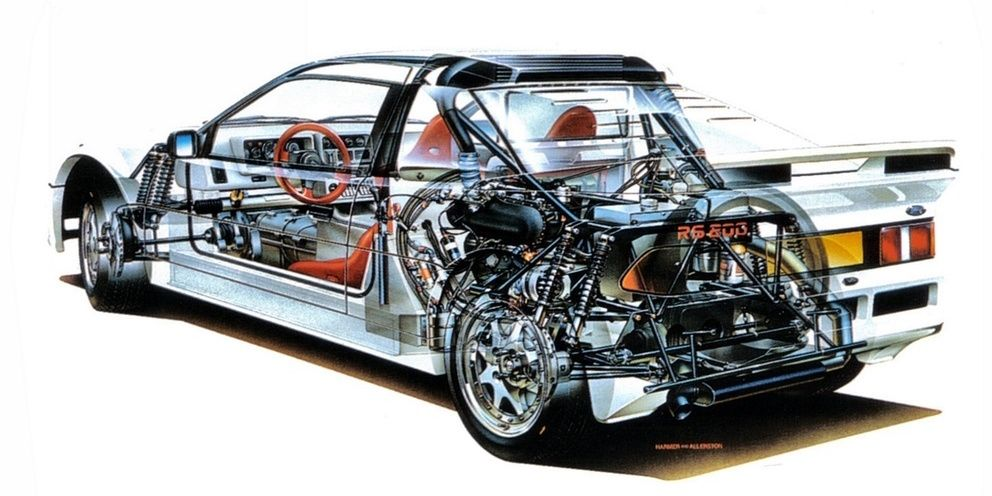 10 of the Weirdest Powertrain Layouts Ever Used In Cars
