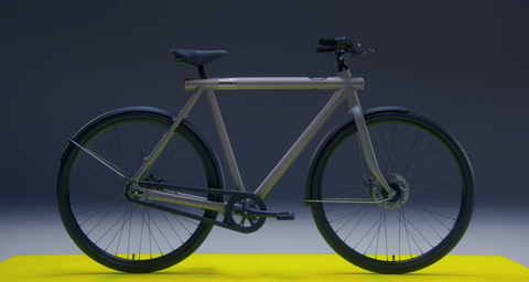This Bike Is Going to Be Very, Very Hard to Steal