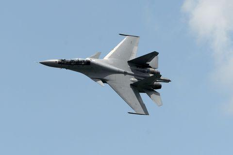 Airplane, Sky, Aircraft, Event, Jet aircraft, Fighter aircraft, Military aircraft, Aviation, Aerospace engineering, Flight,