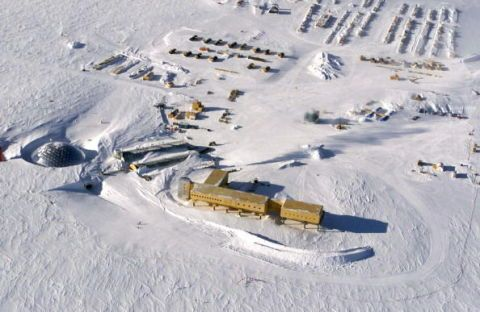 Amundsen-Scott Research Station