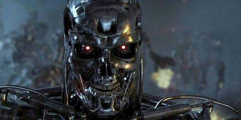 Fictional character, Bone, Machine,
